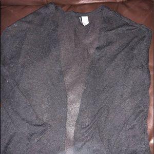 H&M light cardigan